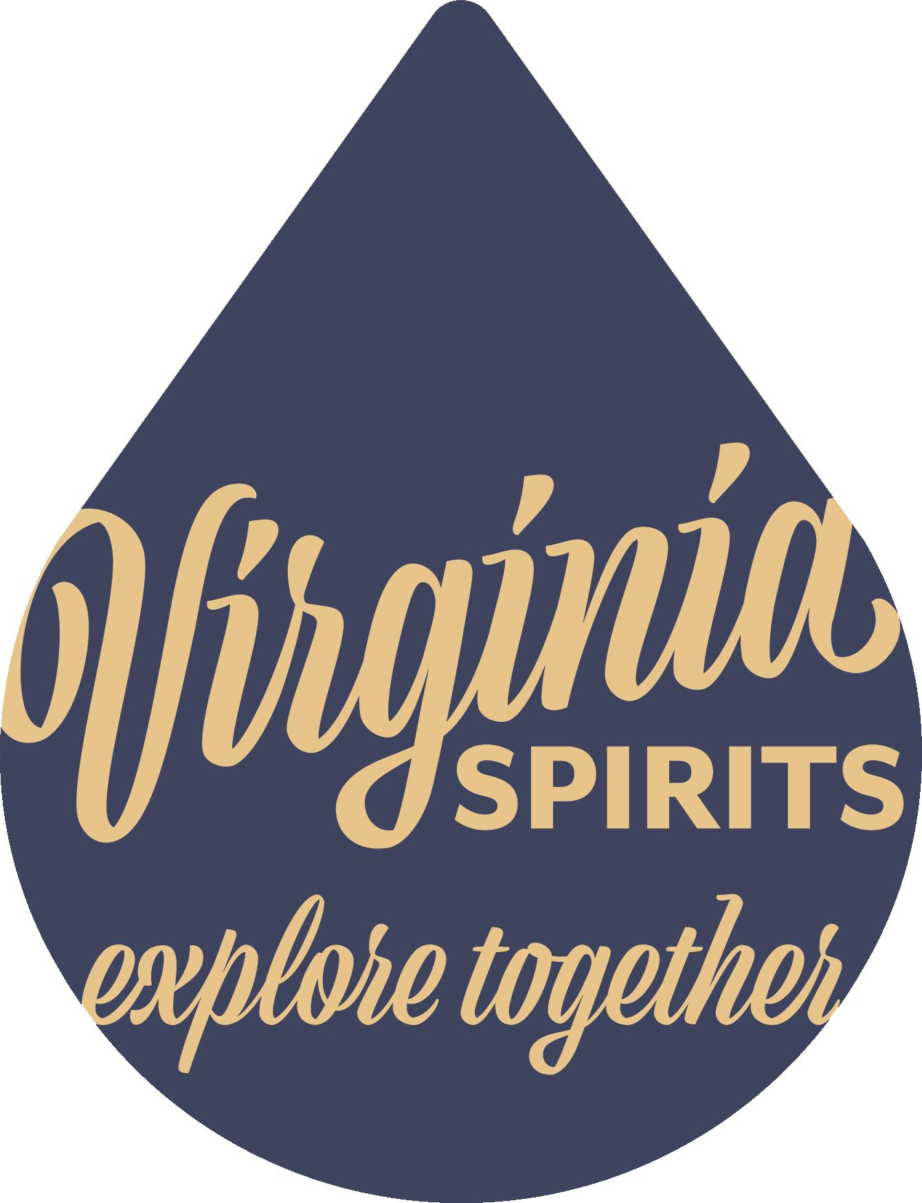 VirginiaSpirits Logo&Tag